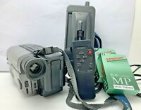 Sony CCD-TRV21 8mm Video8 Analog Camcorder VCR Player Camera Video ACCESSORIES