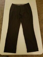Men's Under Armour Flat Front Golf Pants Size 32W X 30L Black