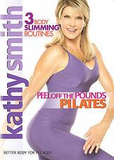 Kathy Smith: Peel off the Pounds Pilates DVD, Kathy Smith,