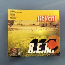 CD R.E.M REVEAL CD + DVD DIGIPACK SPECIAL ED.. NUOVO E SIGILLATO