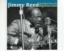 CD JIMMY REED	big boss man - 18 ORIGINAL BLUES HITS	EX- (A4335)