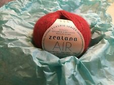 Zealana Air luxuria series blended cashmere yarn