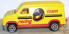 MAJORETTE MADE IN FRANCE FOURGON AMERICAIN US RACING TEAM 279/234 1/65