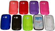 Shockproof Pattern Gel Case Protector Cover For Samsung Galaxy Mini 2 GT S6500