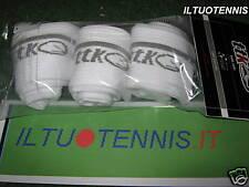 1conf. da 3 paia  calza tennis TTK bambino/a - grigio