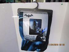 Batman Arkham Origins Super Plush Throw 46 X 60. NEW Free Shipping!!!