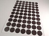 100 Stück MAGNETBASES Gummimagnete rund D32x1 mm selbstklebend 40 k Tabletop