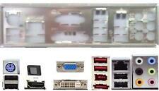 ATX panneau I/O shield Asus p7h55d-m EVO m4a78 Io neu#30