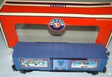 Lionel 2003 Season's Greetings Holiday Christmas Boxcar 6-36253 In Original Box