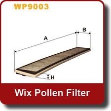 BMW E46 3 SERIES MICROFILTER (POLLEN FILTER) CARBON  Wix WP9003 64319216590