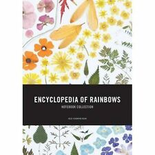 Encyclopedia of Rainbows Notebook Collection by Julie Ream   Diary Book   978145