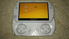 SONY PlayStation portable PSP GO psp-N1000 working Peal white - Japan