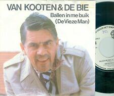 """VAN KOOTEN & DE BIE - DE VIEZE MAN ( SIMPEL 880543-7)7""""PS  1984"""