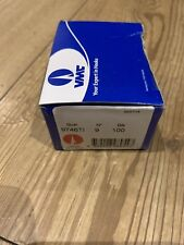 4 100 pezzi VMC 5150 RD Barbarian MINI RONDINE 90 ° per bleigußform jighaken 1 2 6