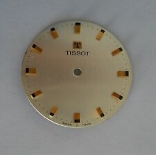 Replacement From 1970 Original Tissot Dial Vintage