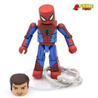 Marvel Minimates TRU Toys R Us Wave 25 Spider-Armor Spider-Man
