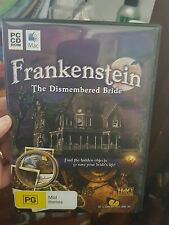 Frankenstein - The Dismembered Bride -  PC GAME - FREE POST