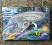 New Playmates 6102 Star Trek The Next Generation Starship Enterprise 1992 B10