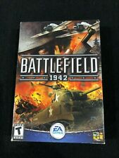 Battlefield 1942 (PC, 2002) Both Disc with Manual in Original Box