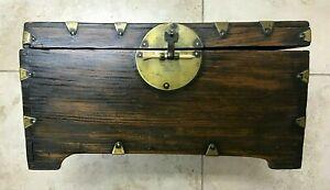 19th Century Korean Brush and Ink Box