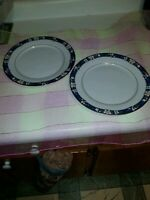 Legendary by Noritake PRESCOTT set of 2 Dinner Plates