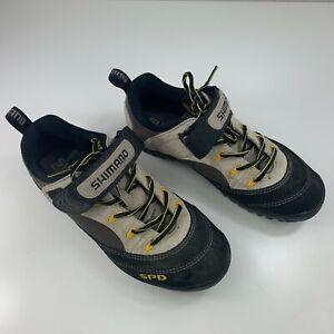 Shimano SPD Cycling Bike Shoes Women's Size 7 US 40EU SH-M 037W