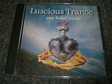 Luscious Trance~New Tribal Music~1996 Montgomery Media~FAST SHIPPING