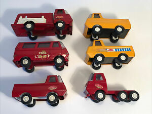 6 Vintage Tiny Mini Tonka Lot
