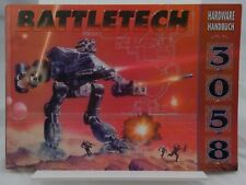 """Fasa Battletech """" Hardware Manuale 3058 """" (Fanpro) 102001012"""