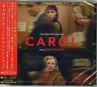 OST (MUSIC BY CARTER BURWELL)-CAROL-JAPAN CD F56