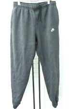 Nike Sportswear Pantalones para hombre, para hombre de lana club Jogger Tamaño Grande