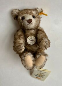 """""""STEIFF """"CLASSIC 1926 """" BROWN TIPPED MOHAIR BEAR - 22 cm- FULLY JOINTED"""