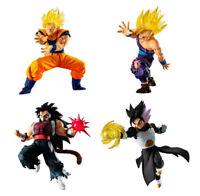 Bandai Dragon Ball Super VS Battle Figure 11 Gashapon Goku Gohan Set 4 pcs