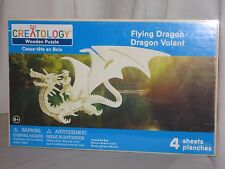 "Creatology 3D Wooden Puzzle ""Flying Dragon"""