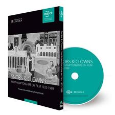 NORTHAMPTONSHIRE ON FILM DVD 1932-1989, Triumph Spitfire Silverstone, Wicksteed
