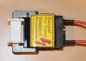 Zeilentrafo 15kV AC Flyback transformer Hochspannung HF trafo high voltage tesla