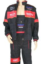 DAF Overalls Embroidered Logo on Front and Back size M L XL XXL XXXL