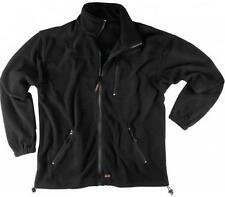 Alexmills Scruffs Worker Fleece Jacket - Black Blacks Large