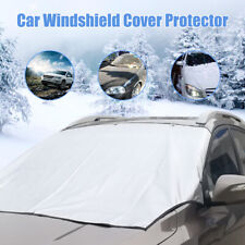 Car Windshield Winter Snow Ice Cover Anti Dust Frost Magnetic Mirror