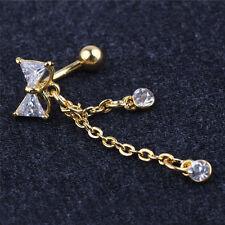 Boho Dangle Navel Ring Navel Rings Body Piercing Jewelry Bikini Decor