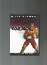 Billy Blanks - Tae Bo Flex Express, DVD