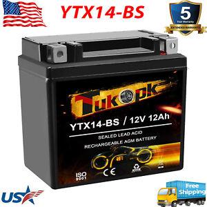 Batterie 12 V 6 Ah YTX7A-BS Gel Nitro 50615 LT-R Quad Racer AAL41A 07-09