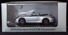 PORSCHE 911 Carrera GTS Cabriolet 1:43 Porsche dealer's box model WAP0201030F