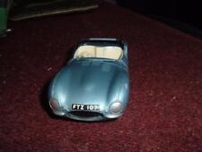 SPOT ON TRIANG #107 JAGUAR XK SS original propre modèle vintage a besoin d'un pare-brise