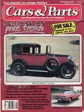 1989 Cars & Parts Magazine: 1929 Ford Model A Town Car, 1964 Polara , ++   /a2
