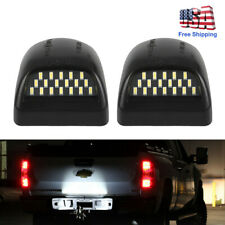 BRIGHT SMD LED License Plate Lights Lamp For 99-13 Chevy Silverado Avalanche