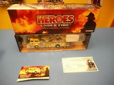 "Corgi Heroes Under Fire Mack Cf Tower Ladder Cherry Hill, Nj Limited ""New"""
