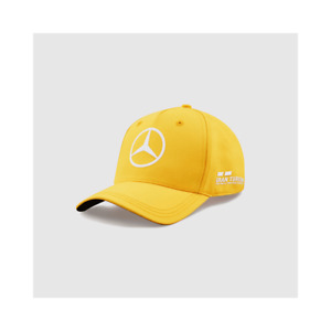Mercedes AMG Petronas Lewis Hamilton Abu Dhabi Special Edition GP Cap 2020