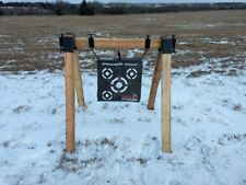 Archery Bow Target Stand Hanger DIY Heavy Duty (Tool Free Design)
