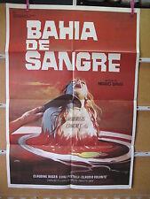 A4092 Bahía de Sangre Mario Bava Claudine Auger,  Luigi Pistilli,  Claudio Camas